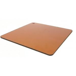 Монолитный поликарбонат (коричневый)